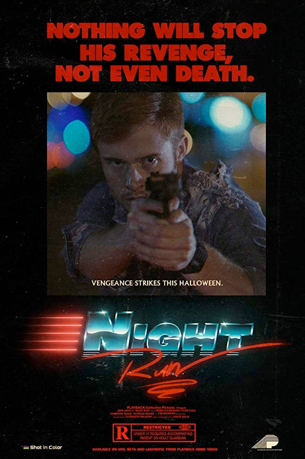 Night Run Poster