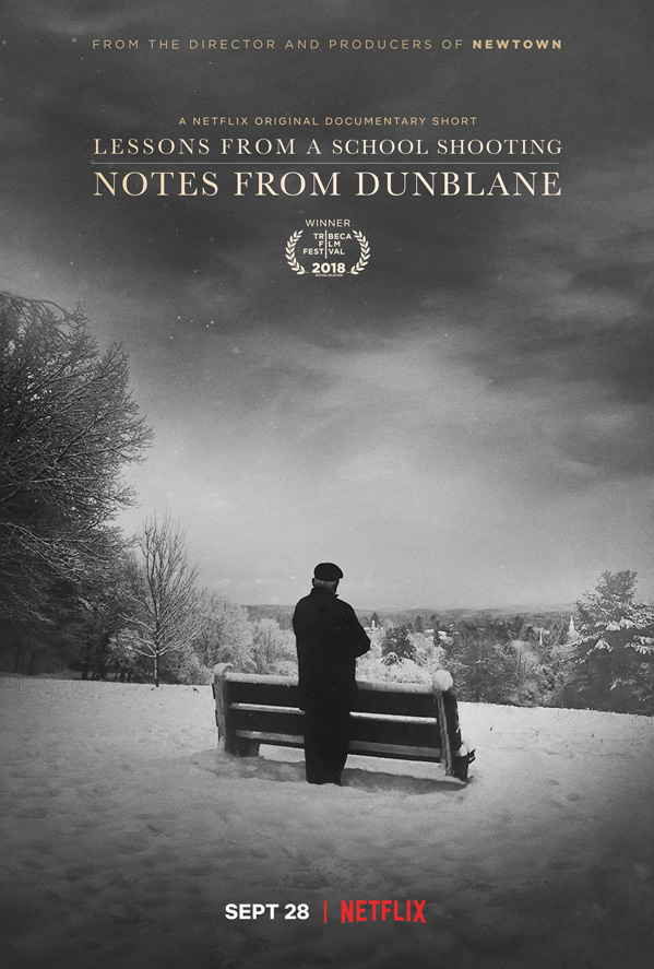 Lessons From A School Shooting: Notes From Dunblane Poster