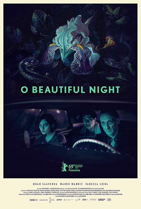 O Beautiful Night Poster