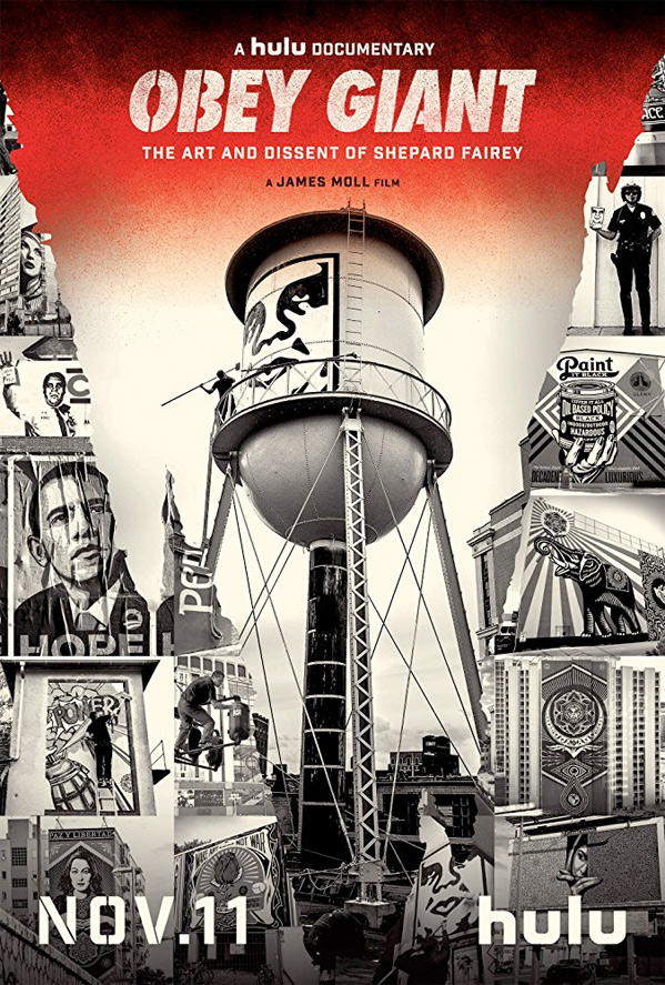Obey Giant: The Art & Dissent of Shepard Fairey