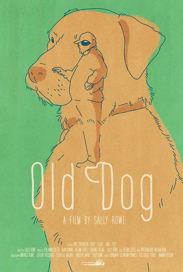 Old Dog Poster