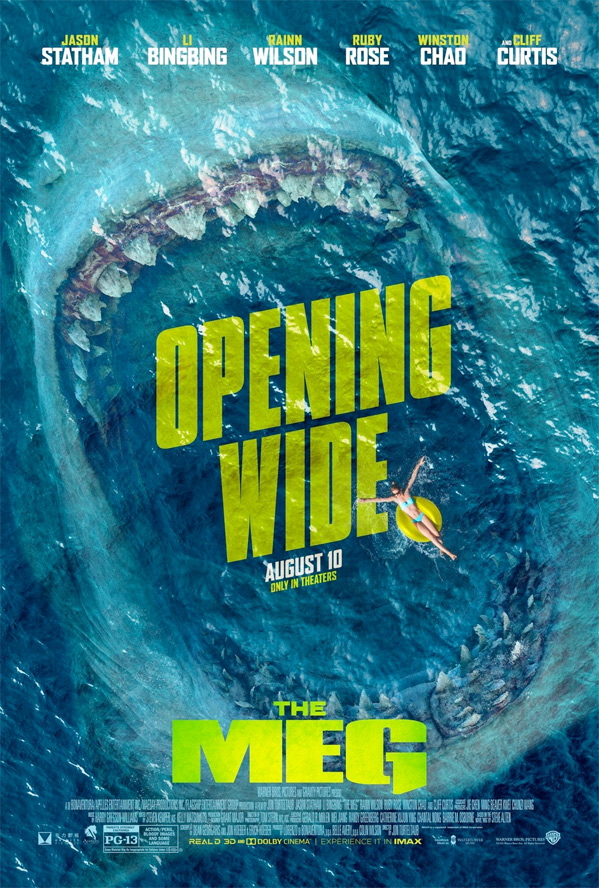 The Meg Poster #2