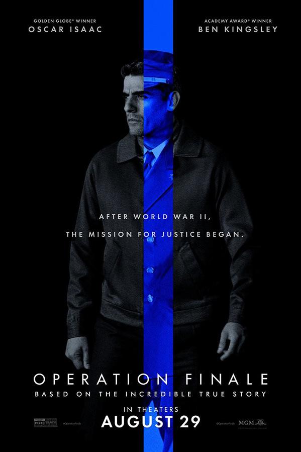 Operation Finale Trailer