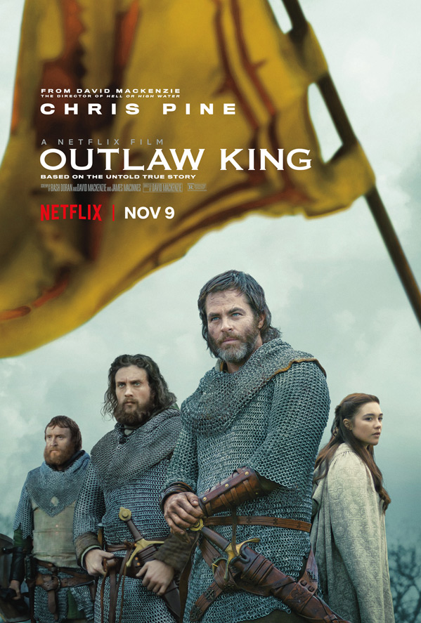Outlaw King Movie