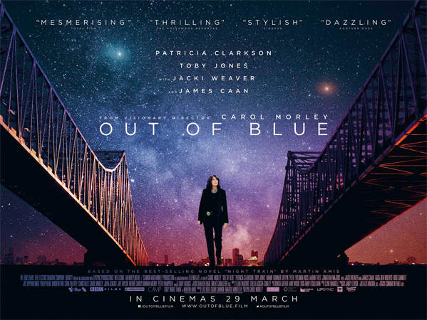 Out of Blue Quad Poster