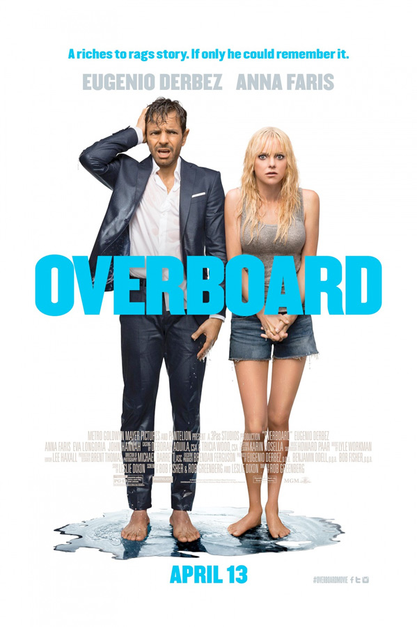 Overboard Trailer