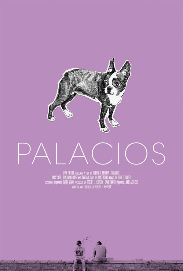 Palacios Poster