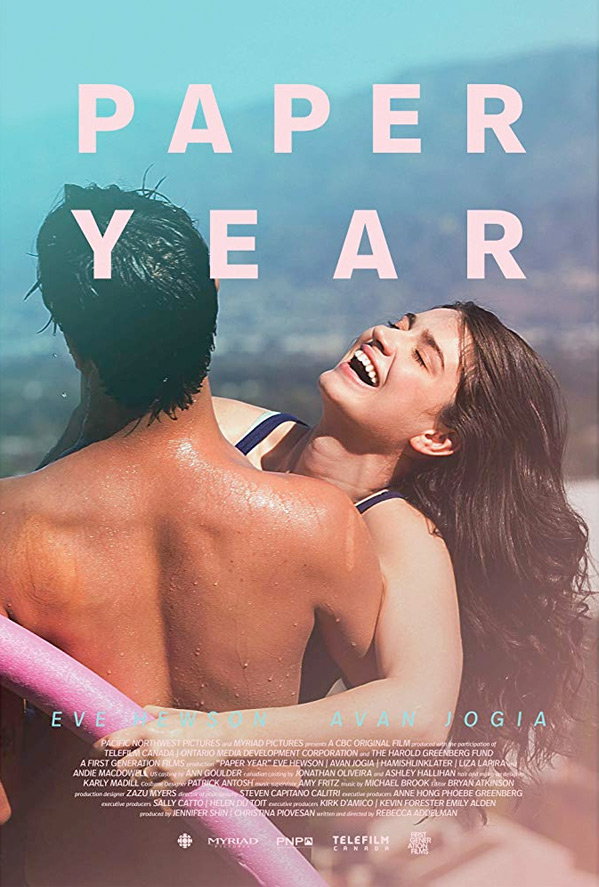 Paper Year Poster