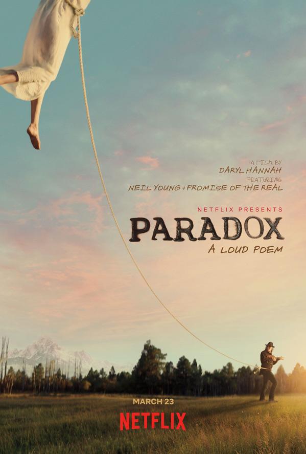 Paradox Netflix Poster
