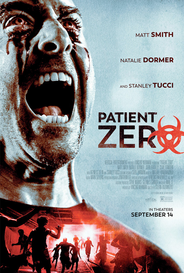 Patient Zero Movie