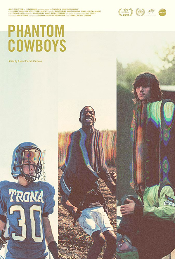 Phantom Cowboys Poster