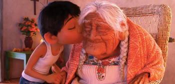 Pixar's Coco Trailer