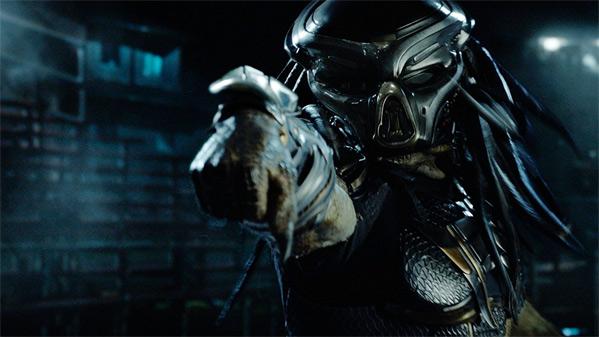 The Predator Movie Trailer