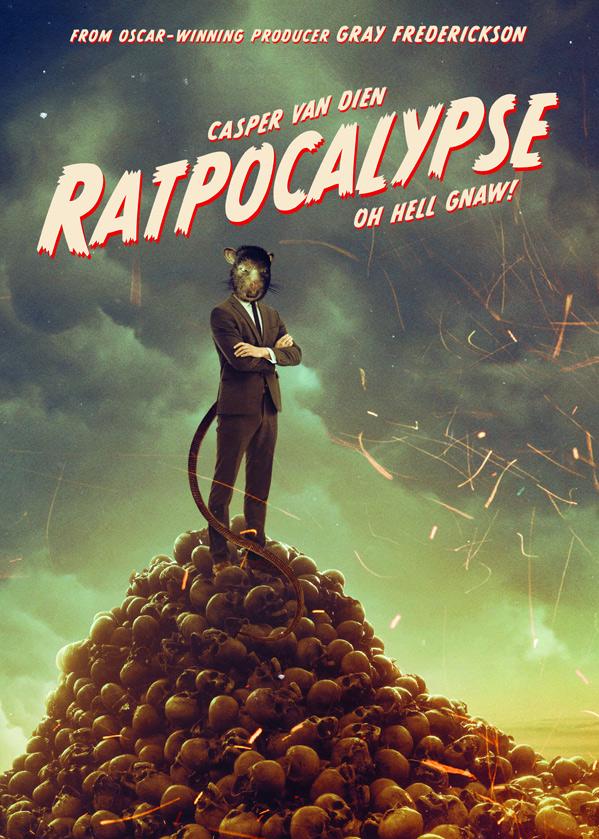 Ratpocalypse Poster #2