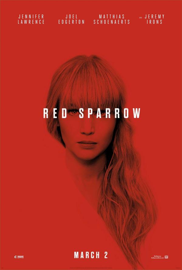 Red Sparrow Movie