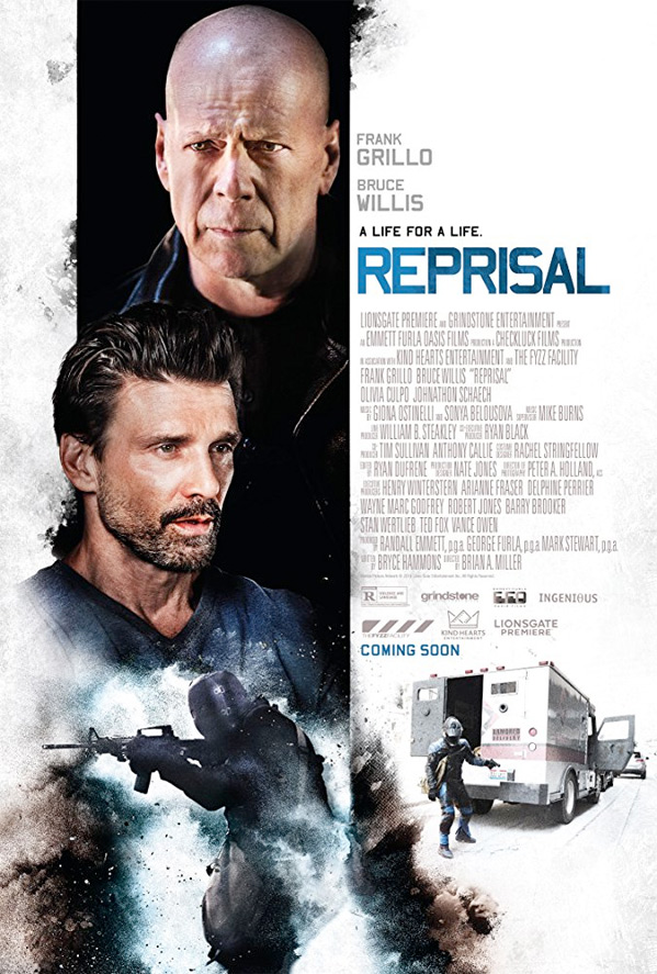 Reprisal Movie