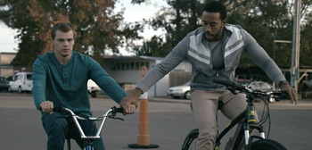 Ride Trailer