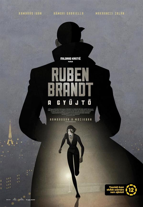Ruben Brandt, Collector Poster