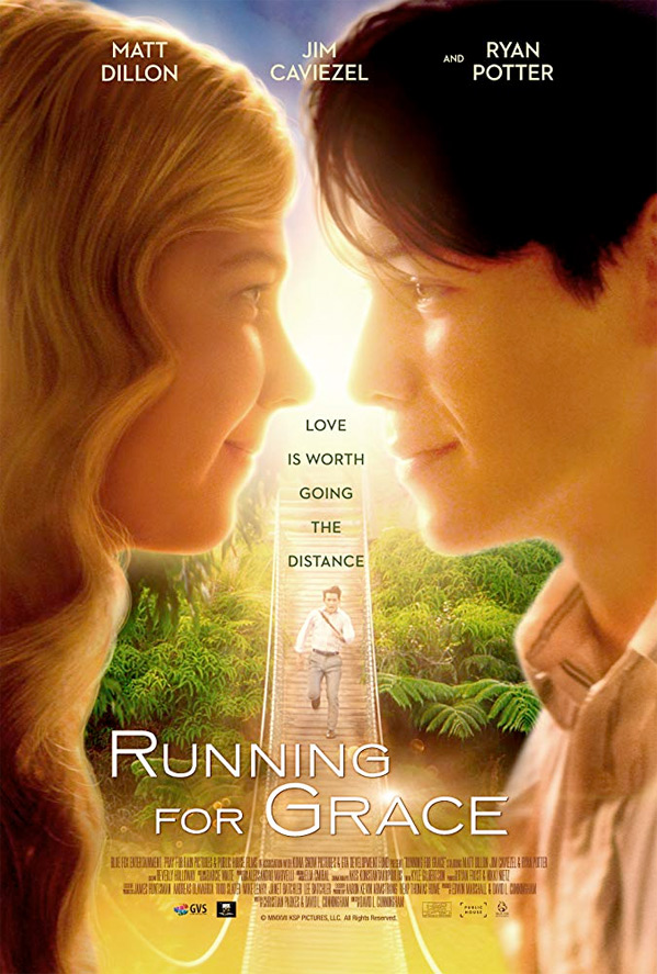 Running for Grace Trailer
