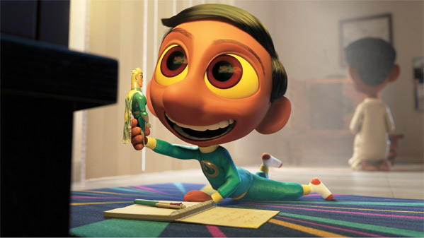Sanjay's Super Team - Pixar Short Film