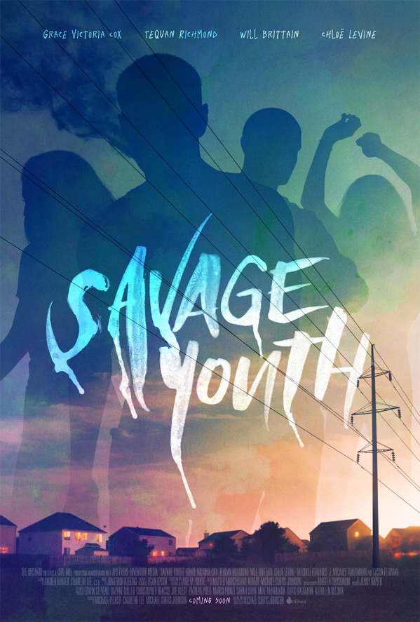 Savage Youth Poster