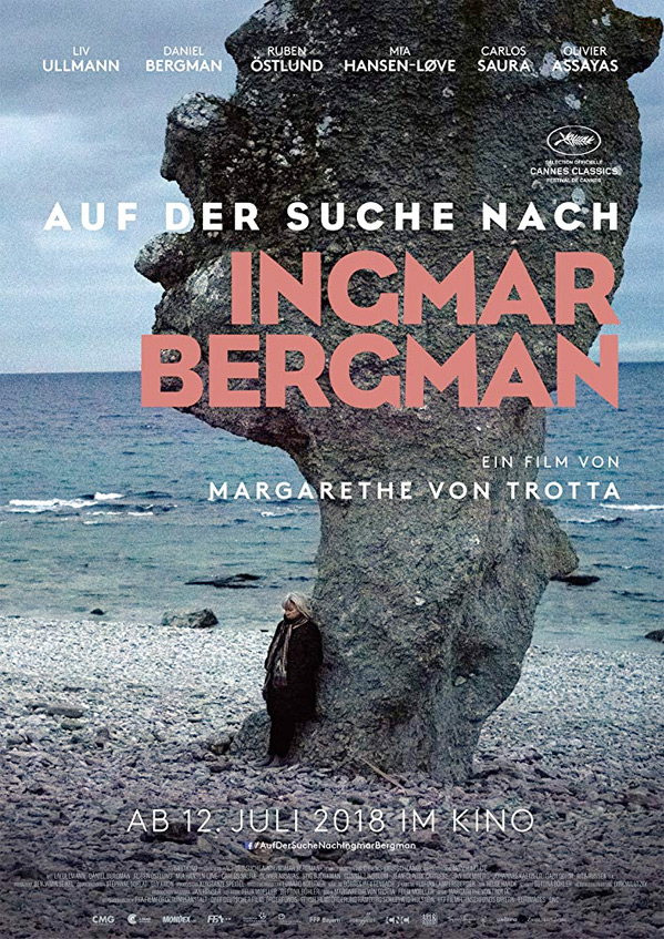 Searching for Ingmar Bergman Poster
