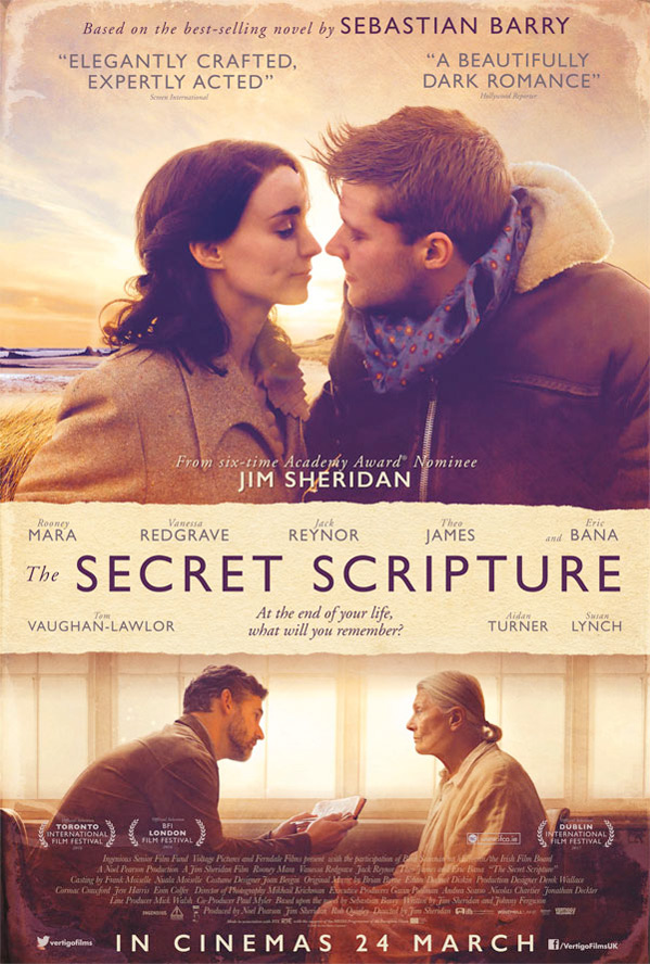 The Secret Scripture Movie