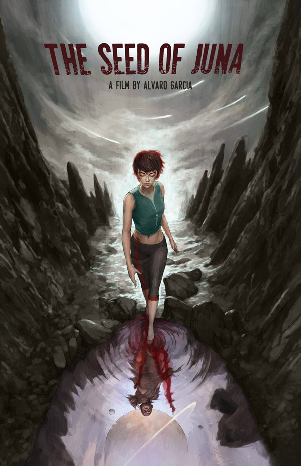 The Seed of Juna Poster