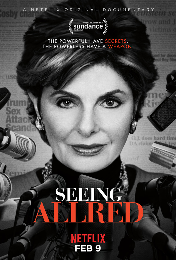 Seeing Allred Poster