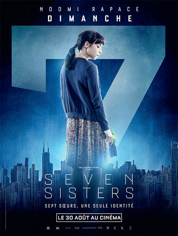 Seven Sisters Poster