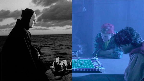 Seventh Seal + Bogus Journey