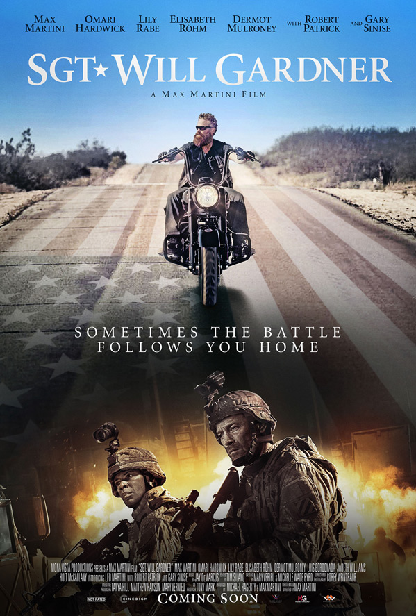 Sgt. Will Gardner Poster