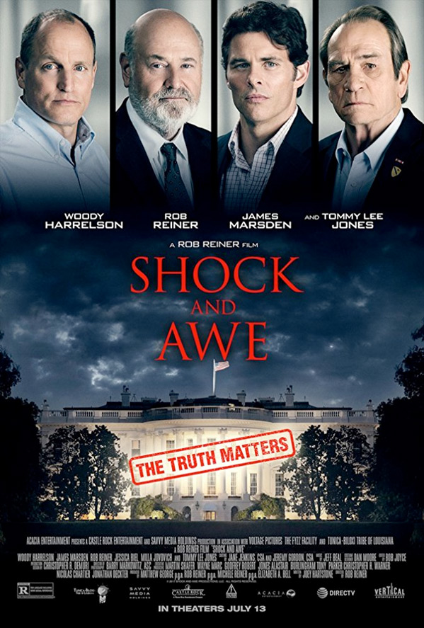 Shock and Awe Movie
