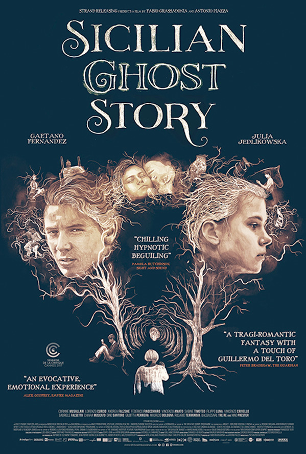 Sicilian Ghost Story Poster