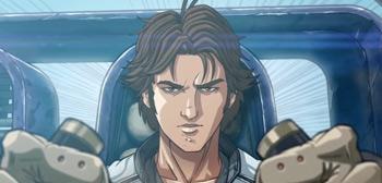 Han Solo Anime Teaser