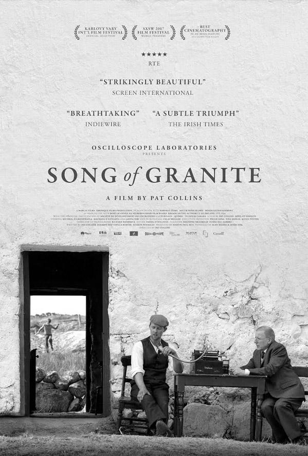 Song of Granite Poster
