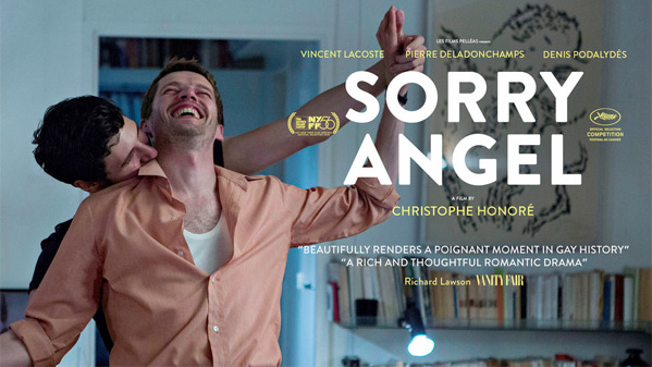 Sorry Angel Trailer