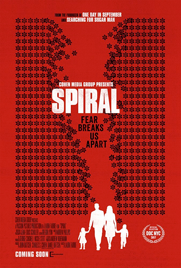 Spiral Documentary Poster