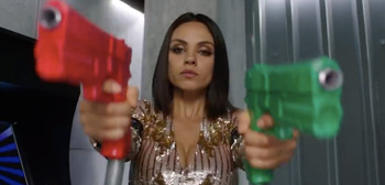 The Spy Who Dumped Me Trailer