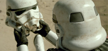 Watch: 'Star Wars' Meets 'Shakespeare' in 'TD-73028 Soliloquy' Short