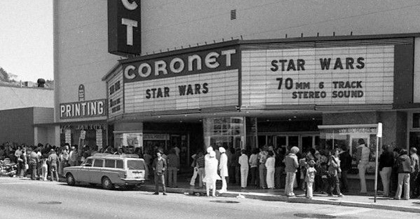 Star Wars - Opening Day 1977