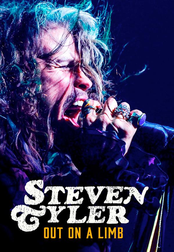 Steven Tyler: Out on a Limb Trailer