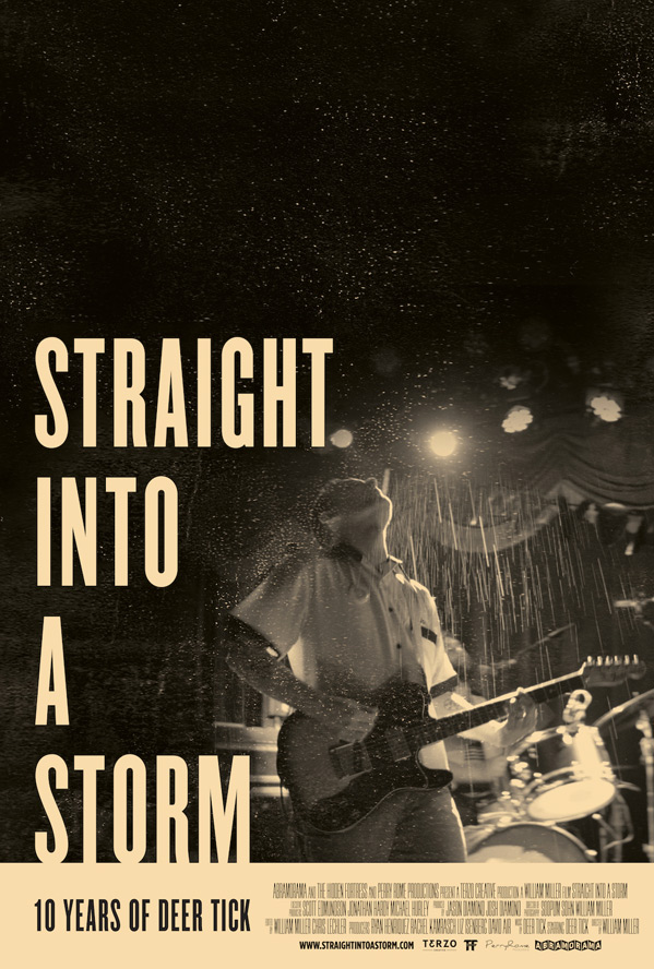 Straight Into a Storm Doc Poster