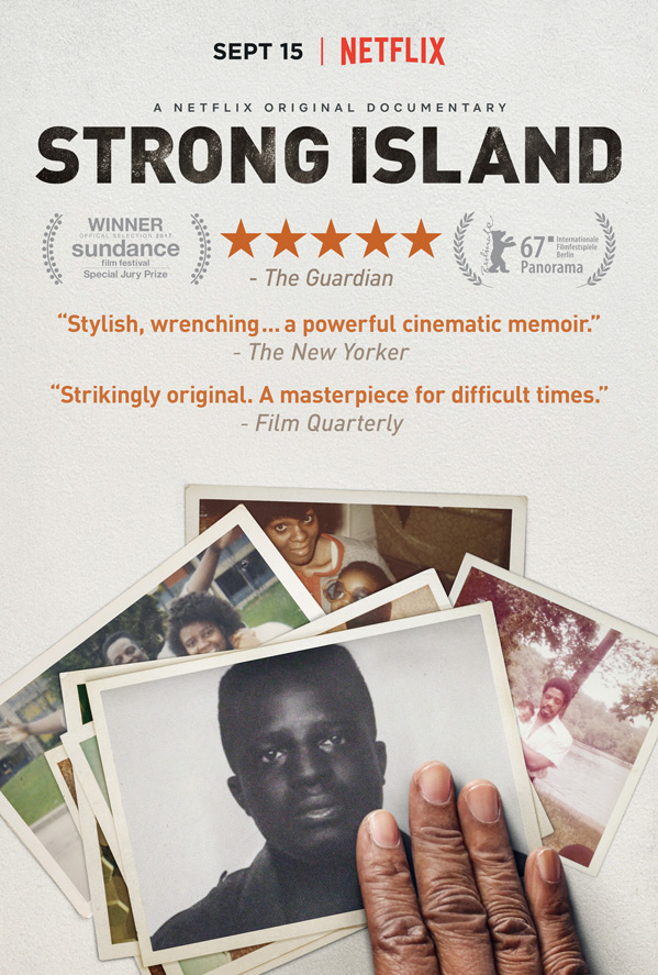 Strong Island Documentary Poster
