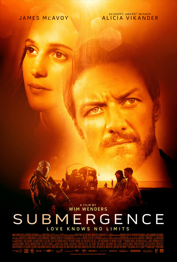 Submergence Movie