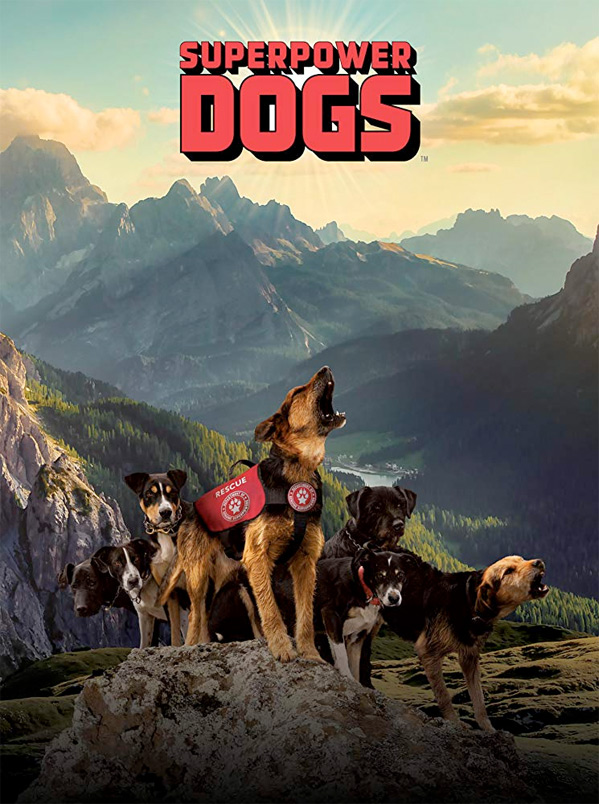 Superpower Dogs Trailer