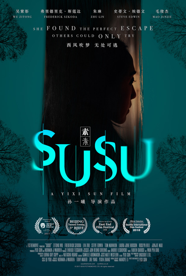 Susu Poster