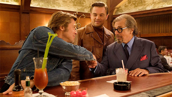 First look at Quentin Tarantino's Once Upon a Time in Hollywood