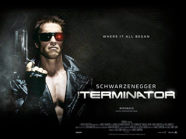 The Terminator - Where It All Began