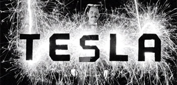 The Tesla World Light Short Film